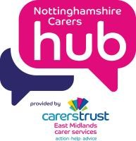 Nottinghamshire carers hub icon