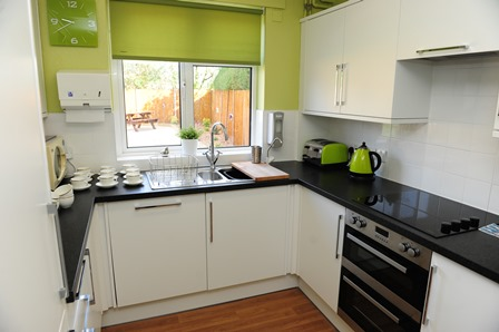 Rampton Hospital Visitors' Centre Kitchen