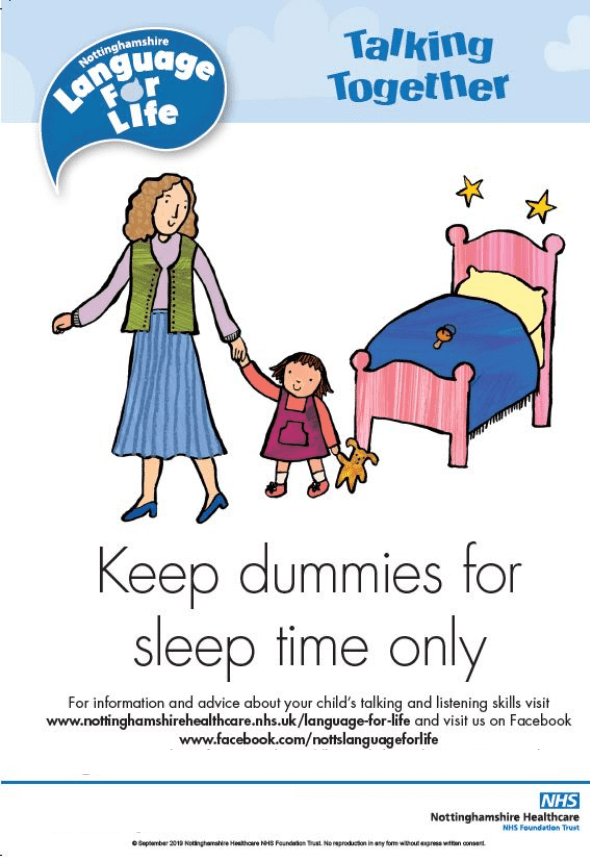 Dummies for sleep time only