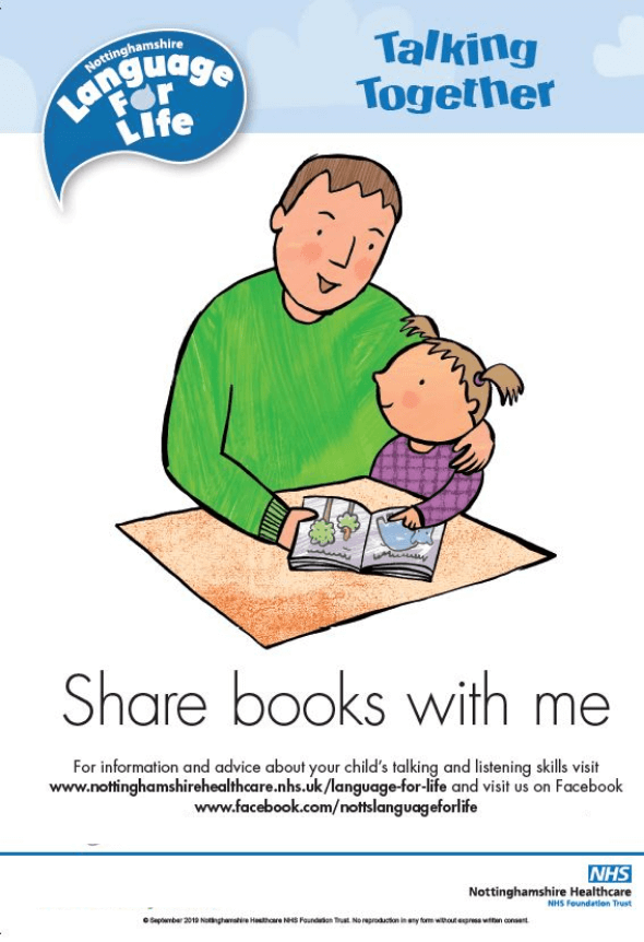 Share books with me