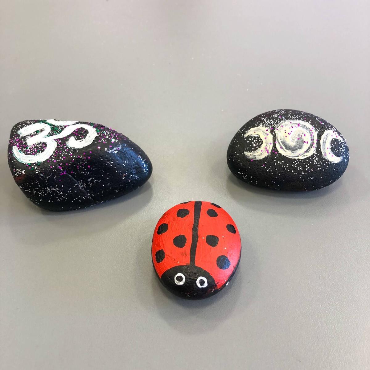Redwood 2 pebbles