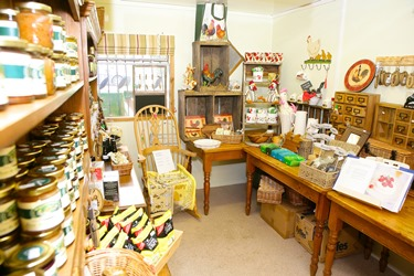 Inside Wathwood Farm Shop