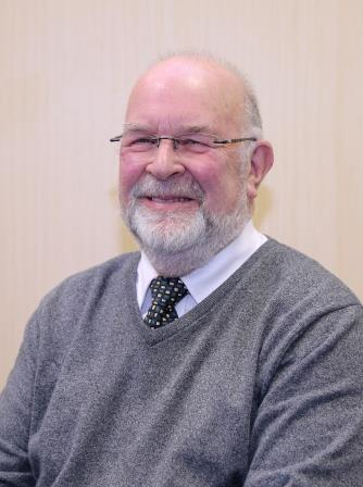 Photograph of Derek Brown public governor for nottinghamshire healthcare