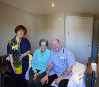 First patient moves into short stay reablement unit