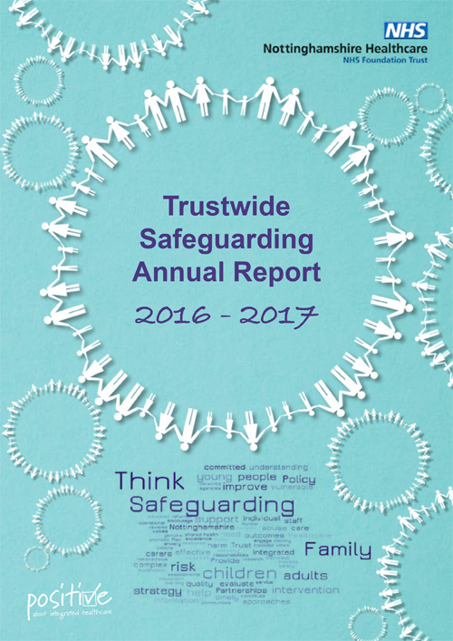 Trustwide Safeguarding Annual Report 2015 - 2016